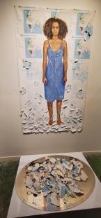 Ashley Gardner, Women by Women 2020, SoLA Contemporary; Photo credit Kristine Schomaker