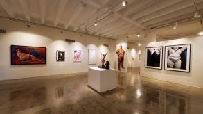 Perceive Me, Ronald H. Silverman Fine Arts Gallery; Photo credit Kristine Schomaker