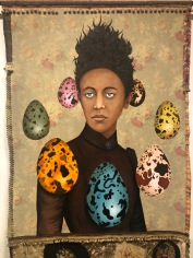 Lezley Saar, A Conjuring of Conjurors, Walter Maciel Gallery; Photo credit Betty Brown