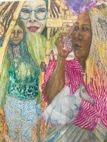 Jodi Bonassi, Women by Women 2020, SoLA Contemporary; Photo credit Genie Davis