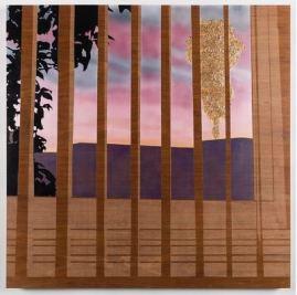 Josh Vasquez, Golden Palm (Desire); Courtesy of Museum Adjacent and artist
