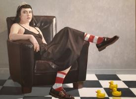 Lani Emanuel, Women by Women 2020, SoLA Contemporary; Photo credit Kristine Schomaker