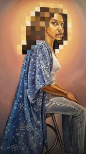 Lanise Howard, Women by Women 2020, SoLA Contemporary; Photo credit Kristine Schomaker