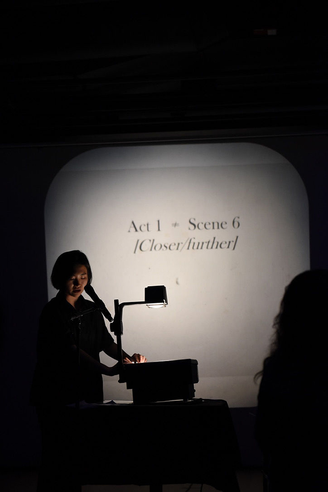 Dajin Yoon, TBD, Ace/121 Gallery and The Association of Hysteric Curators; Image courtesy of the artist