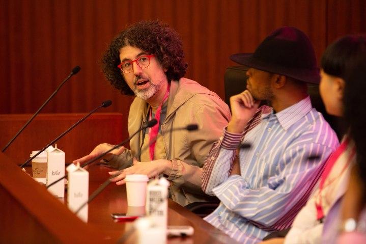 Art World Conference April 2019 at New York Law School; Photo credit Alexa Hoyer