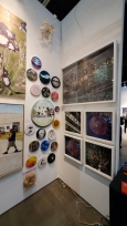 LA Art Show, LA Convention Center; Photo credit Kristine Schomaker