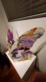 Marisabel Bazan and Vojislav Radovanovic, Collaborate and Create, Loft at Liz's; Photo credit Kristine Schomaker