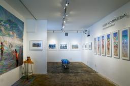 Karen Hochman Brown. TAG Gallery; Photo credit Kristine Schomaker