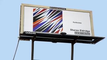 Sharon Eldrige, The Billboard Creative 2020 Show; Image courtesy of The Billboard Creative
