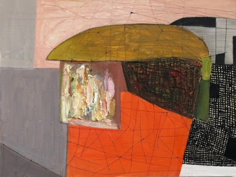 Brenda Goodman, Hats Off, On a New Coast, The Landing; Image courtesy of the gallery