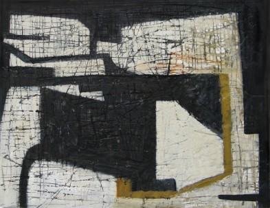 Brenda Goodman, Hot Diggity Dog, On a New Coast, The Landing; Image courtesy of the gallery