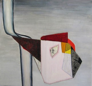 Brenda Goodman, I Wonder Why, On a New Coast, The Landing; Image courtesy of the gallery