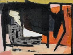 Brenda Goodman, Reaching, On a New Coast, The Landing; Image courtesy of the gallery